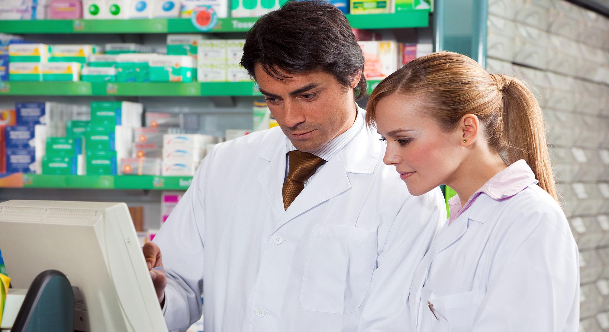 Formación farmacéutica